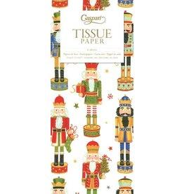 Caspari Gift Tissue Paper 9672TIS Nutcracker Parade Tissue Paper