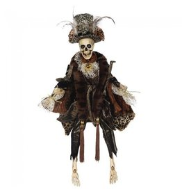 Mark Roberts Fairies Mark Roberts Halloween Skeletons 51-68172 Mr Haute Couture 21 inch