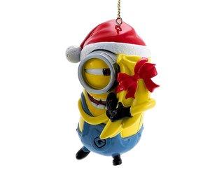 christmas ornament dispicable me minion de1142 carl kurt adler digs n gifts - Minion Christmas Ornament