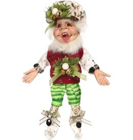 Mark Roberts Fairies Elves 51-68246 Golfing Elf Sm 10.5 inch