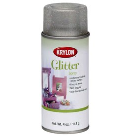 Glitter Spray 4oz-Multi Color Shimmering Finish - Acid Free