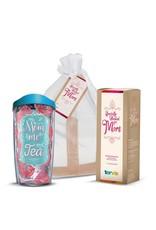 Tervis Mothers Day Tumbler w Tea Set 1218962 Mom Me and Tea