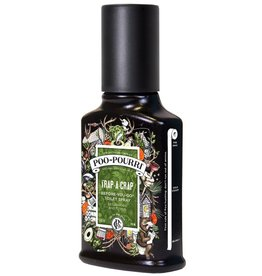 Poo-Pourri Before You Go Toilet Spray Trap a Crap 4oz 100 Use