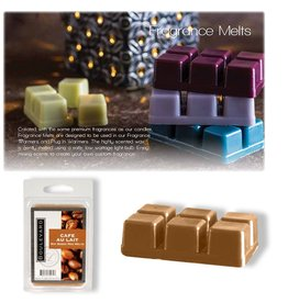 Boulevard Wax Melts Fragrance Cafe Au Lait 2.5oz Package