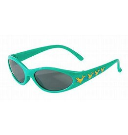 Cape Shore Childrens Sunglasses Teal with Seals on Side w UV Lenses