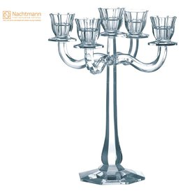 Nachtmann Nachtmann Ravello Candleholder 5 Arm Lead Crystal Candle Holder 67019