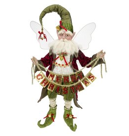 Mark Roberts Fairies Mark Roberts Fairies 51-68700 Christmas Greetings Fairy XLg 36 inch