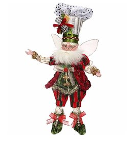 Mark Roberts Fairies 51-68520 Christmas Cook Fairy Small 11 inch