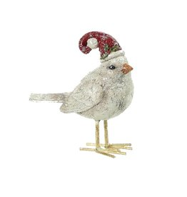 Mark Roberts Christmas Decorations Northpole Bird Figurine Left