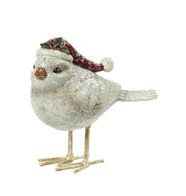 Mark Roberts Christmas Decorations Northpole Bird Figurine Right