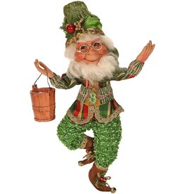 Mark Roberts Fairies Elves 51-41468 Maids A Milking Elf SM 11.5 inch