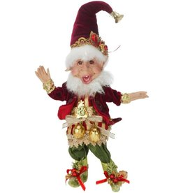 Mark Roberts Fairies Elves 51-36426 6 Geese a Laying Elf Sm 11 inch