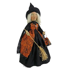 Gallerie II Joe Spencer Gathered Traditions Collection Joe Spencer Gathered Traditions FGS70901 Millicent Witch on Stand