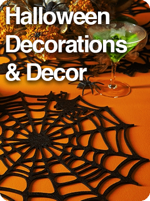 Halloween Decorations and Decor