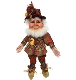 Mark Roberts Fairies Elves 51-68284 Fall Harvest Elf Small 11 inch