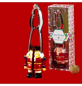 Twos Company Christmas Toy Soldier Nutcracker Nut Cracker 80210-20-C