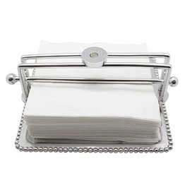 Mariposa Charms Collection 5577 Luncheon Napkin Holder w Bar