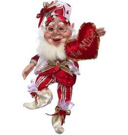 Mark Roberts Fairies Mark Roberts Elves Valentines Day Be Mine Elf 18 Inch 51-71802
