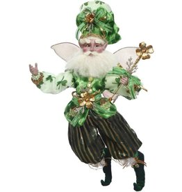 Mark Roberts Fairies 51-71836 Four Leaf Clover Fairy Med 18 inch