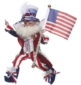 Mark Roberts Fairies Patriotic 51-71846 Patriotic Fairy Sm 11 inch