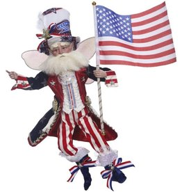 Mark Roberts Fairies Patriotic 51-71848 Patriotic Fairy Med 18 inch