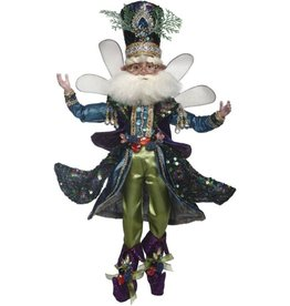 Mark Roberts Fairies Spring 51-71860 Peacock Fairy Med 19 inch