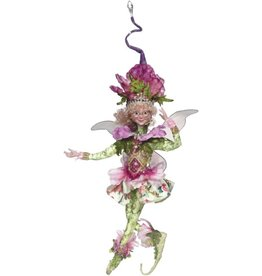Mark Roberts Fairies 51-71884 Pink Flower Fairy Med 18 inch