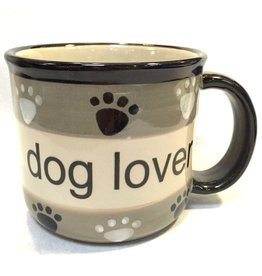 Digs Dog Lover Coffee Mug 3.5H x 4 Diameter