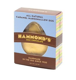 Hammonds Candies Milk Chocolate Carmel Marshmallow Egg Easter Candy