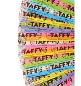 Hammonds Candies McCraws Old Fashioned Flat Taffy Box of 20-25 Pieces
