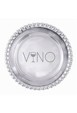 Mariposa Wine Plate 1162VO Vino Wine Plate