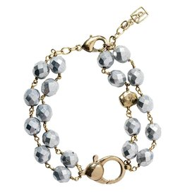 Waxing Poetic® Jewelry Ensemble Bracelet-Bright Silver