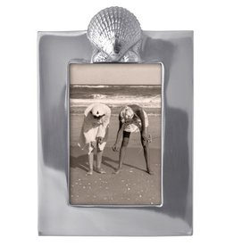 Mariposa 4x6 Photo Picture Frame 2166 Scallop Shell Frame