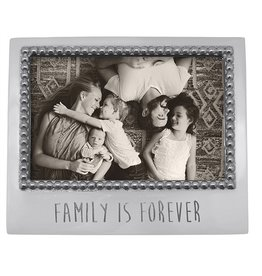 Mariposa Engraved 4x6 Photo Picture Frame 3906FM Familiy is Forever