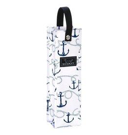 Scout Bags Spirit Liftah Wine Tote Bottle Bag 14105 Feeling Nauti