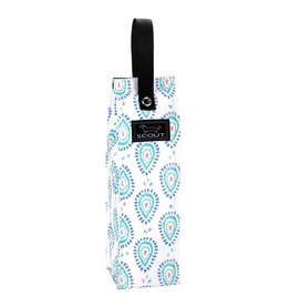 Scout Bags Wine Bottle Tote Bag Insulated Spirit Chillah 40524 Pearl Diver