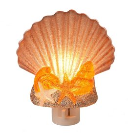 Midwest-CBK Nightlights 133977 Sea Shells Night Light