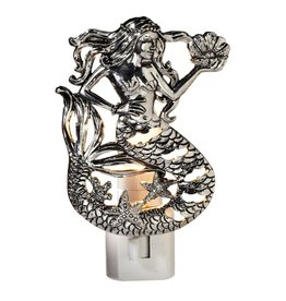 Midwest-CBK Nightlights 139669 Mermaid Night Light