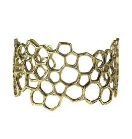 Waxing Poetic® Jewelry Honey Love Cuff Bracelet 16 inch
