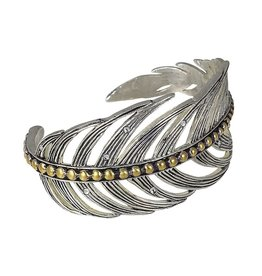 Waxing Poetic® Jewelry Light as a Feather Cuff Bracelet