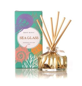Rosy Rings Petite Reed Diffuser 3oz Sea Glass