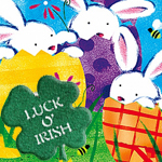 St. Patrick's Day Easter Spring Decorations Decor and Gifts at Interior Digs N Gifts