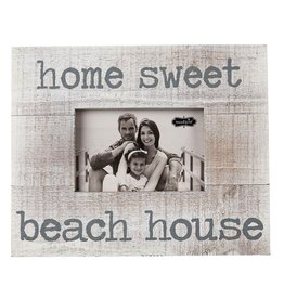 Mud Pie Home Sweet Beach House 4x6 Photo Frame by Mud Pie Gifts