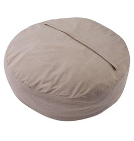 Mud Pie Small Dog Round Dog Bed 28D inch w Let Sleep Dogs Lie by Mud Pie Gifts