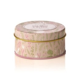 Rosy Rings Soy Candle Travel Tin 2.75oz Oak Moss and Myrrh