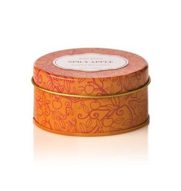 Rosy Rings Soy Candle Travel Tin 2.75oz Spicy Apple