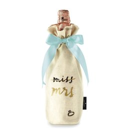 Kate Spade New York Wine Tote w Miss to Mrs | Kate Spade