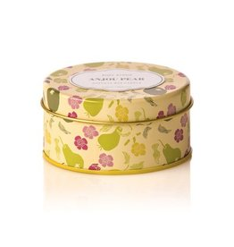Rosy Rings Soy Candle Travel Tin 2.75oz Anjou Pear