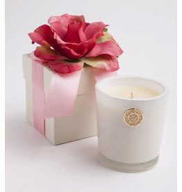 LUX Candles Fragrances Spring VERANDA 14oz Candle in Flower Box | LUX
