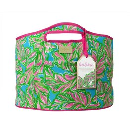 Lilly Pulitzer® Beverage Bucket Insulated The Bungalows Lilly Pulitzer